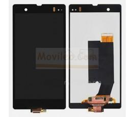 Pantalla Completa para Sony Xperia Z L36 L36h C6602 C6603