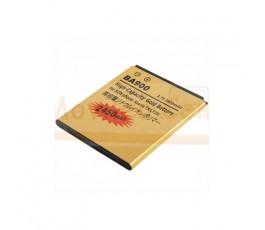 Bateria Gold de 2450mAh para Sony Xperia J T TX GX LT29 ST26 L BA900