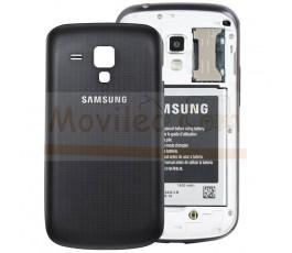 Tapa Trasera Negra Samsung Galaxy Trend S7560