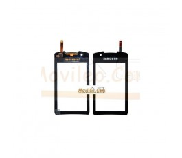 Pantalla Tactil Negro Samsung Onix S5620