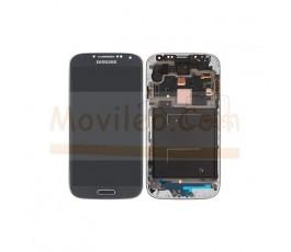 Pantalla Completa Azul Con Marco Samsung Galaxy S4 i9505