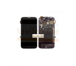 Pantalla Completa Gris Samsung Note 2 , N7100