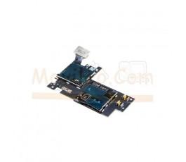Modulo Lector Tarjeta Sim y Micro SD para Samsung Galaxy Note 2, n7100