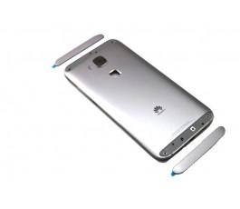 Tapa trasera para Huawei G8 Ascend gris