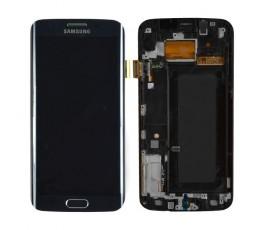 Pantalla Completa para Samsung Galaxy S6 Edge G925 Negra