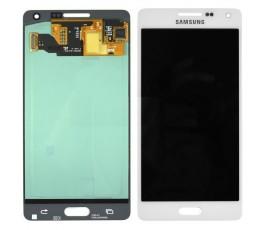 Pantalla Completa para Samsung Galaxy A5 A500 Blanco