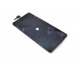 Pantalla completa tactil y lcd display para Bq Aquaris X5 negro