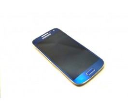 Pantalla Completa Azul Con Marco para Samsung S4 Mini i9195