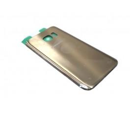 Tapa trasera Samsung Galaxy S7 G930 dorada
