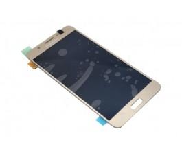 Pantalla completa tactil y lcd Samsung Galaxy J5 2016 J510 dorada