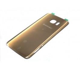 Tapa trasera Samsung Galaxy S7 Edge G935 dorado
