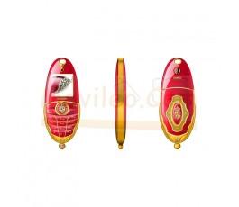 Telefono Movil Bacoin E1000 Rojo