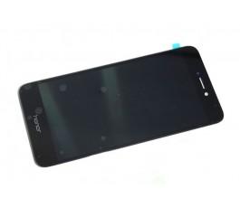 Pantalla completa táctil y lcd display Huawei P8 Lite 2017 Negra