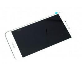 Pantalla completa táctil y lcd display Huawei P8 Lite 2017 Blanca