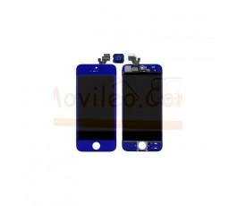 Pantalla completa Azul para iPhone 5
