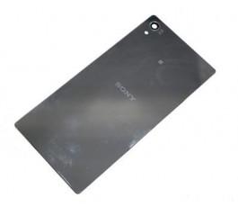 Tapa trasera Sony Xperia Z5 Premium E6853 E6833 E6883 Plata Espejo original