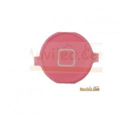 Botón de menú home rosa clarito para iPhone 3G 3GS 4G