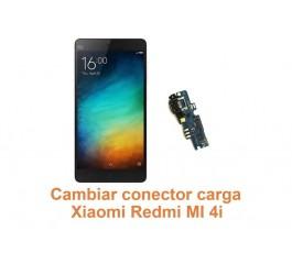 Cambiar conector carga Xiaomi Redmi Mi 4i