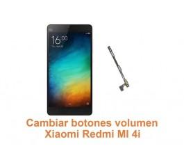 Cambiar botones volumen Xiaomi Redmi Mi 4i