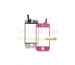 Pantalla táctil color rosa clarito para iPhone 3Gs