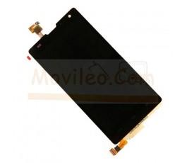 Pantalla Completa Huawei G740 Honor 3C Orange Yumo Negra