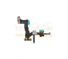 Flex camara frontal con sensor de proximidad y microfono para iphone 5S