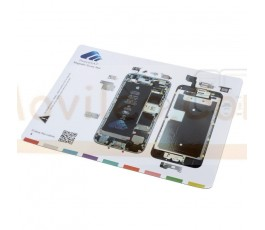 Plantilla magnética tornillos iPhone 6s 4.7´´