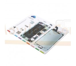Plantilla magnética tornillos iPhone 6 Plus