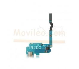 Flex Conector de Carga y Microfono para Samsung Galaxy Mega i9200