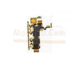 Flex Encendido Volumen y Microfono para Xperia Z2 L50W D6502 D6503 D6543