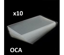 Adhesivo Oca para Sony Xperia Z2 10unidades