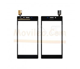 Pantalla Tactil Digitalizador Negro para Sony Xperia M2 S50H D2303 D2305 D2306