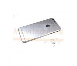 Carcasa Chasis para iPhone 6 Plus de 5.5 pulgadas Gris Espacial