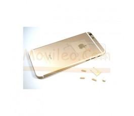 Carcasa Chasis para iPhone 6 Plus de 5.5 pulgadas Dorada