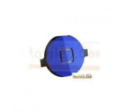 Botón de menú home azul para iPhone 4S