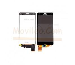 Pantalla Completa Negra para Sony Xperia Z3 Compact D5803 D5833