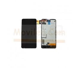 Pantalla Completa con Marco para Nokia Lumia 630 635
