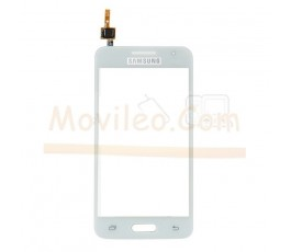 Pantalla Tactil Digitalizador Blanco para Samsung Galaxy Core 2 G355