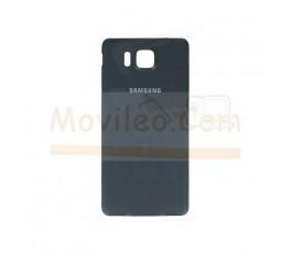 Tapa Trasera Negra para Samsung Galaxy Alpha G850F