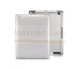 Carcasa Trasera Plateada para ipad-3 Wifi