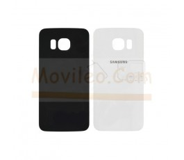 Tapa Trasera para Samsung Galaxy S6 Edge G925 G925F Blanca