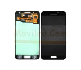 Pantalla Completa para Samsung Galaxy A3 A300 Negra