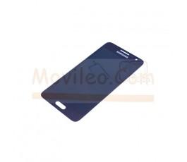 Pantalla completa táctil y lcd Samsung A3 A300 Azul desmontaje