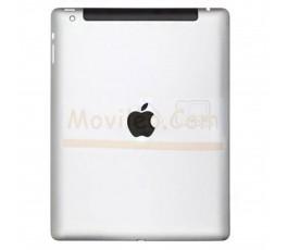 Carcasa plateada para iPad 4 Wifi + 3G 4G