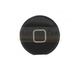 Botón home para iPad 3 iPad 4 Negro