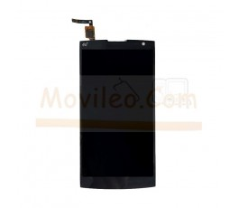 Pantalla Completa para Alcatel M812 Orange Nura Negra