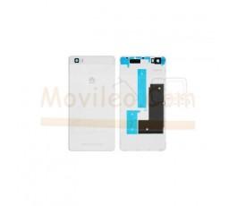 Tapa trasera para Huawei Ascend P8 Lite Blanca