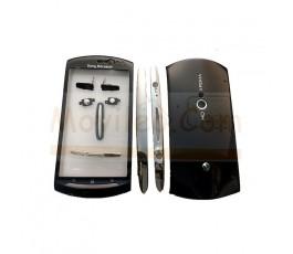 Carcasa Completa Azul Oscuro para Sony Ericsson Neo, Mt11, Mt15