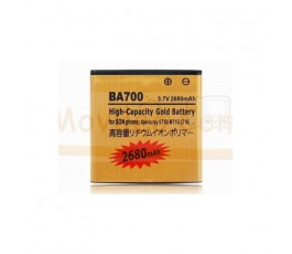 Bateria Gold de 1500mAh para Sony Neo Xperia Pro Xperia E BA700