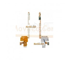 Flex de Botones Laterales para Sony Xperia P, LT22I